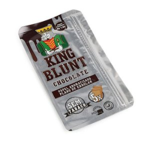 Blunt King Paper Chocolate - Unidade