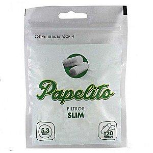 Filtro Papelito Slim 5,3mm - Unidade