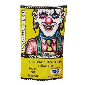 Tabaco Lion Rolling Circus 30g - Unidade