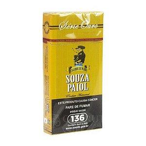 Cigarro de Palha Souza Paiol Ouro - Unidade
