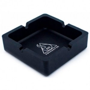 Cinzeiro Squadafum Silicone Quadrado - Unidade