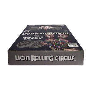 Dichavador Lion Rolling Circus Metal 2 partes - Display