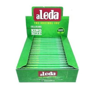 Seda Celulose aLeda King Size - Display 20 Un