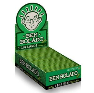 Seda Bem Bolado Hemp 1 1/4 Large - Display