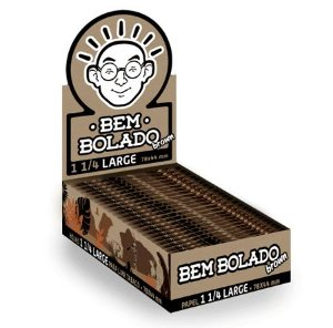 Seda Bem Bolado Brown 1 1/4 Large - Display