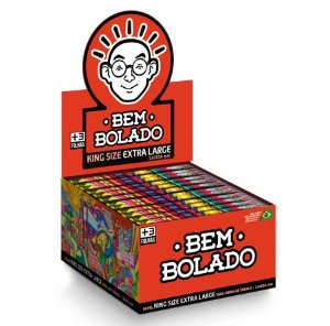 Seda Bem Bolado Original Extra Large King Size - Display