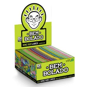 Seda Bem Bolado Original Large King Size - Display