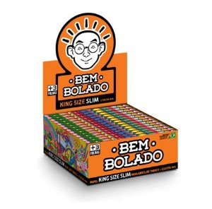 Seda Bem Bolado Original Slim King Size - Display