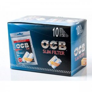 Filtro OCB Slim Gommed 6mm - Display