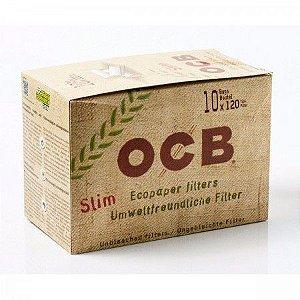 Filtro OCB Ecológico 6mm - Display