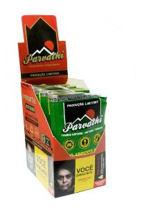 Tabaco Parvathi 25g - Display 6 un