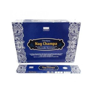 Incenso Nag Champa Darshan Massala - Display