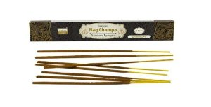 Incenso Nag Champa Darshan Massala (Darknight) - Unidade