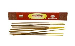 Incenso Nag Champa Darshan Massala (1000 Flowers)- Unidade