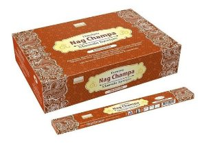 Incenso Nag Champa Darshan Massala (Cinnamon) - Display