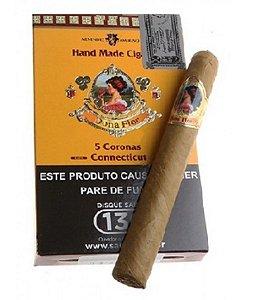 Charuto Dona Flor Corona - Peteca c/ 5 un