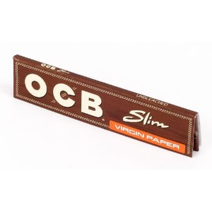 Seda OCB Slim Virgin Paper King Size - Unidade
