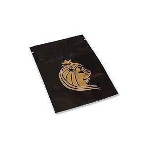 Bag Zip Puff Preta - Unidade