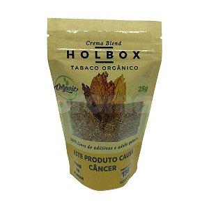 Tabaco Holbox Orgânico 25g - Unidade