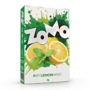 Essencia Narguile Zomo Lemon Mint 50g - Unidade