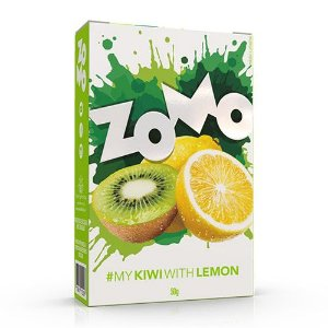 Essencia Narguile Zomo Kiwi With Lemon 50g - Unidade
