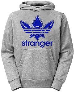 Moletom Stranger Things Serie Netflix Agasalho Personalizado Moda Geek Nerd Masculino