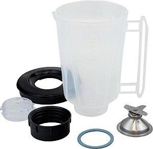 Copo Completo para o Liquidificador Industrial Skymsen LTS-1,5-N Silenzio e LT-1,5-N
