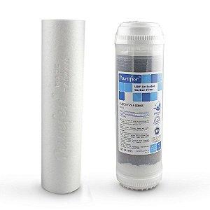 Kit de Elementos Filtrantes para o Sistema de Filtração de Água para Produção de Cerveja Artesanal Global Water