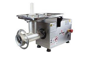 Picador de Carne Industrial Inox Boca 22 Skymsen 1CV PS-22