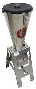 Liquidificador Industrial 25 Litros Basculante 1,5CV Copo Inox Monobloco Skymsen LB-25MB