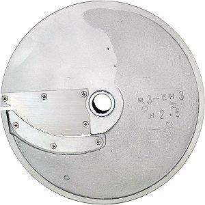 Disco Fatiador Dentado para Processador de Alimentos Skymsen PAIE-N-S