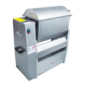 Misturador de Carne em Inox 0,5cv 50 kg com Tampa MMS-50I-N Skymsen