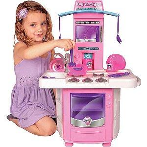 Big Cozinha Infantil Completa - Big Star