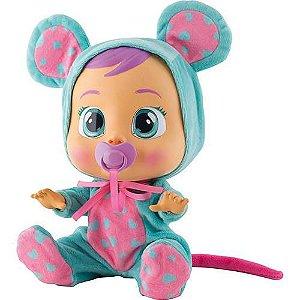 Boneca Cry Babies Lala - Multikids