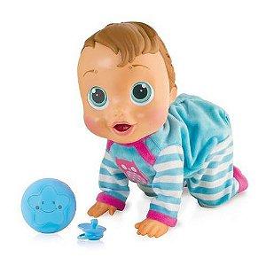 Boneca Bebê Baby Wow Br582 Multikids