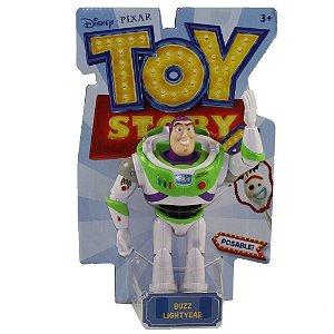 Boneco Buzz Lightyear Básico Toy Story 4 - Mattel GDP69