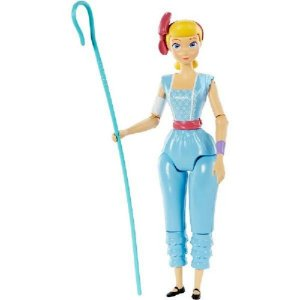 Disney Pixar Toy Story Bo Peep Figura Articulada Oficial Lic
