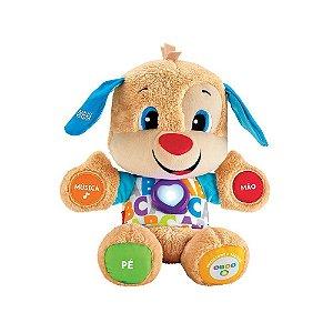 Fisher Price Aprender E Brincar  Cachorrinho - Mattel