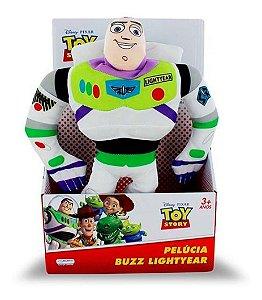 Boneco De Pelúcia Buzzlightyear Toy Story Disney Pixar 30cm