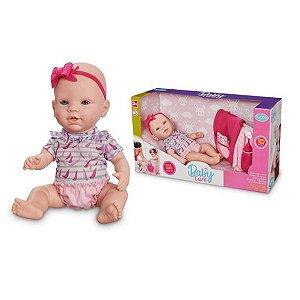 Boneca Baby Care 1064 - Pupee brinquedos