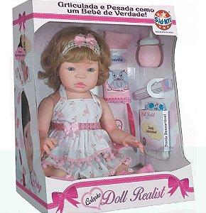 Boneca Kayla Realist Doll Reborn Sid Nyl 1175