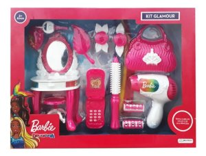 Barbie Dreamtopia Kit Glamour - Multikids - Br917