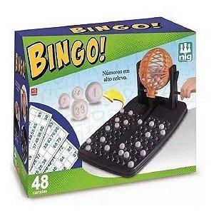 Bingo Infantil NIG C/ Globo E 48 Cartelas