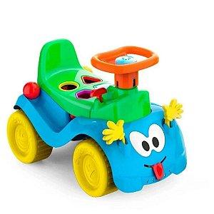 Totokinha Bolinha Carrinho Azul Menino 6006 - Cardoso Toys