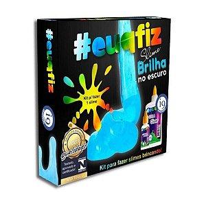 Fábrica de Slime Brilha no Escuro Kit 1 - #euqfiz - BRI0238