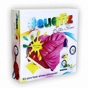 Kit Slime Butter Slime Euqfiz I9 Brinquedos Bri0221