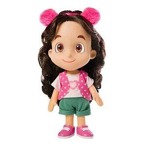 Boneca Maria Clara Youtuber Articulada Irmã Jp - Baby Brink