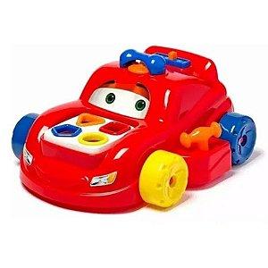 Brinquedo Infantil Play Time Carros De Atividades Cotiplás