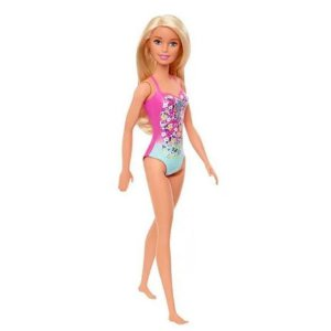Boneca Barbie Praia Modelos Sortidos GHH38 Mattel