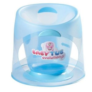 Banheira Baby BabyTub Evolution 0 a 8 Meses Menino e Menina